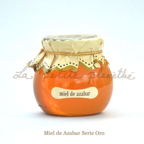 Miel de Azahar Serie Oro 150g