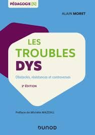 troubles dys livres