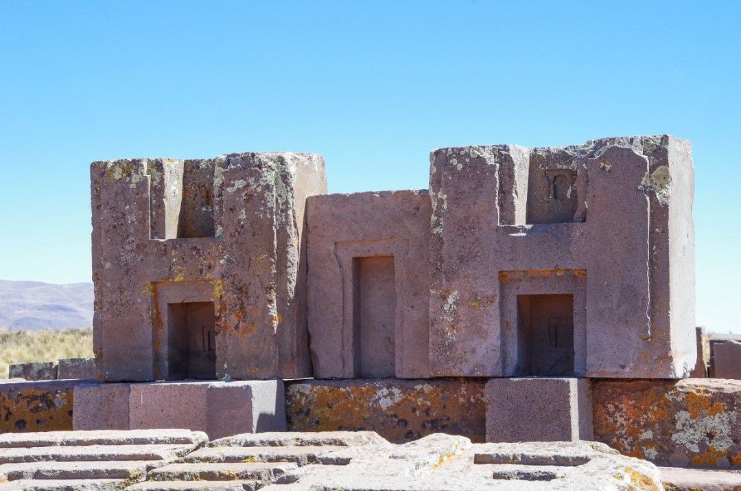 Backpacking Across The Andes 12 Tiwanaku And Pumapunku Bolivia