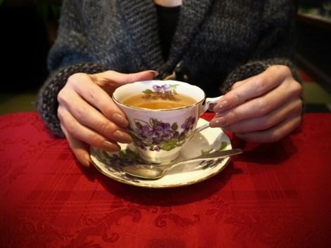 Edmonton Hot drinks Cally's Teas