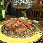 Experiencing Korean BBQ