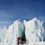 Featured – A Majestic Ice Castle in Edmonton