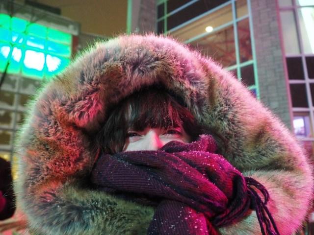 Staying Warm Outside During Winter La Petite Watson