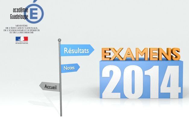 résultats bac 2014