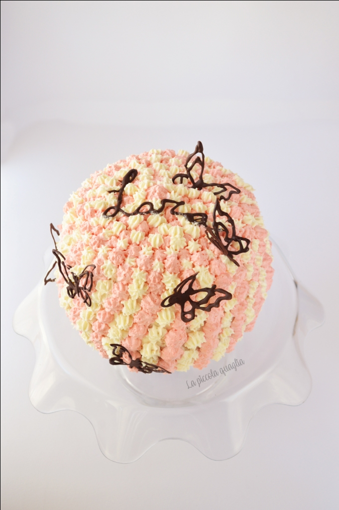 Funfetti Cake – benvenuta Lara!