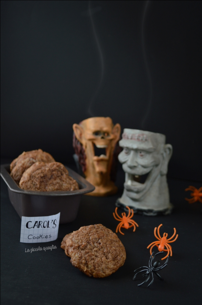 Geek Chicken: Carol's Cookies #TWD