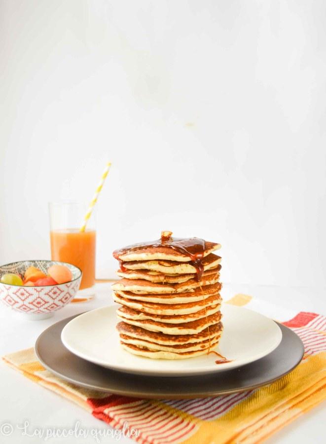 Pancake – ricetta base