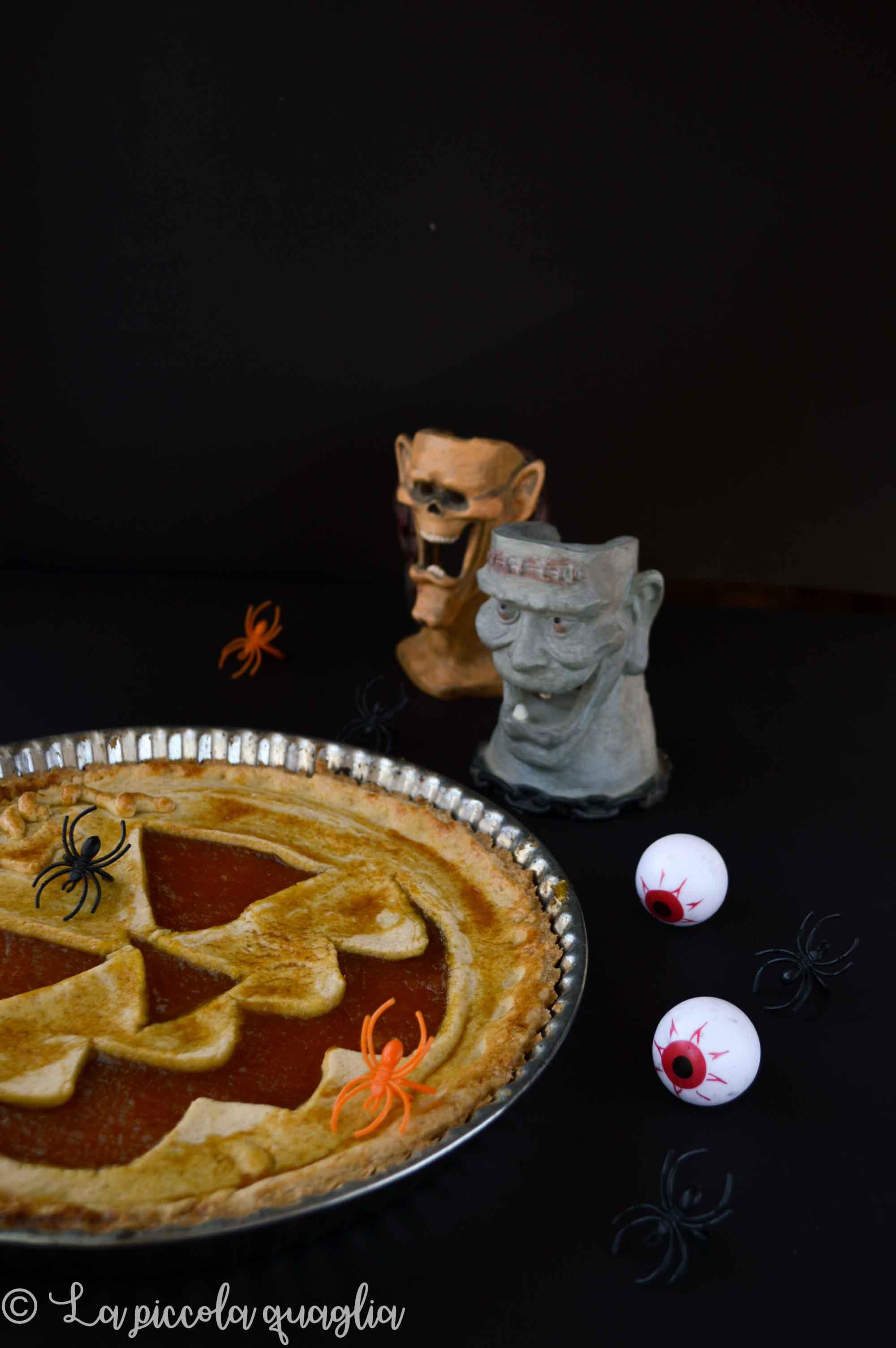 Crostaboo – Crostata alla zucca