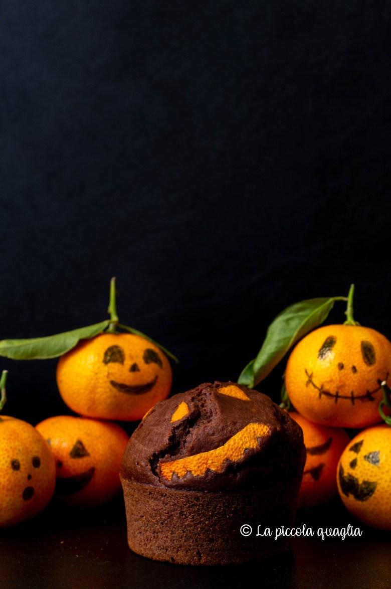 muffin cioccolato mandarino