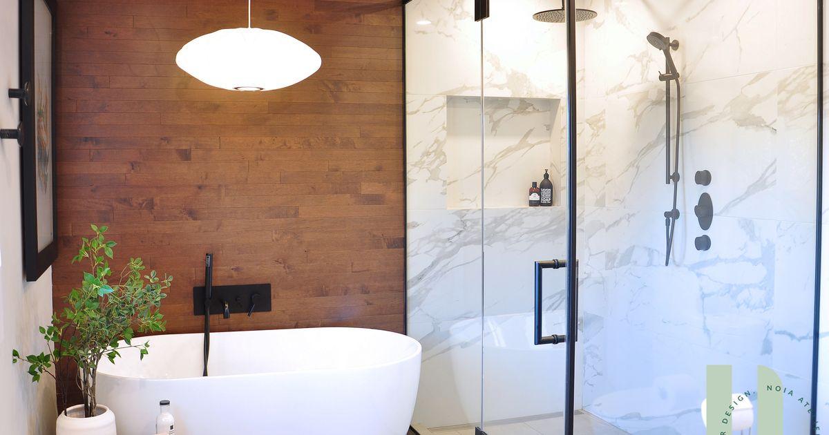 20 jolies salles de bain magazine