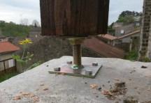 Ancre poteau