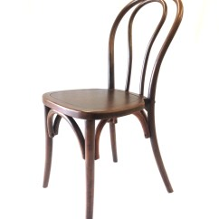 Bentwood Dining Chair Stretch Covers Walnut