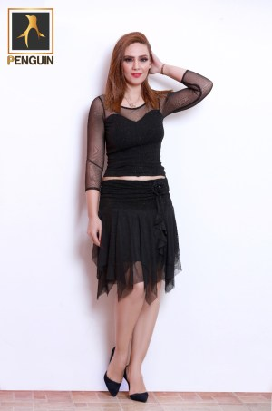 Code_[Blouse180_and_Jeba641]_Soiree_blouse_and_Short_skirt