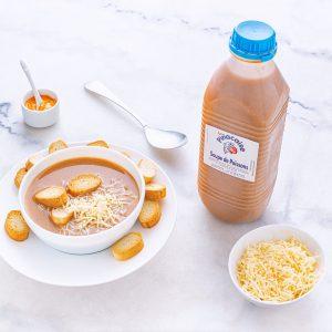 Soupe de poisson maison 1 litre