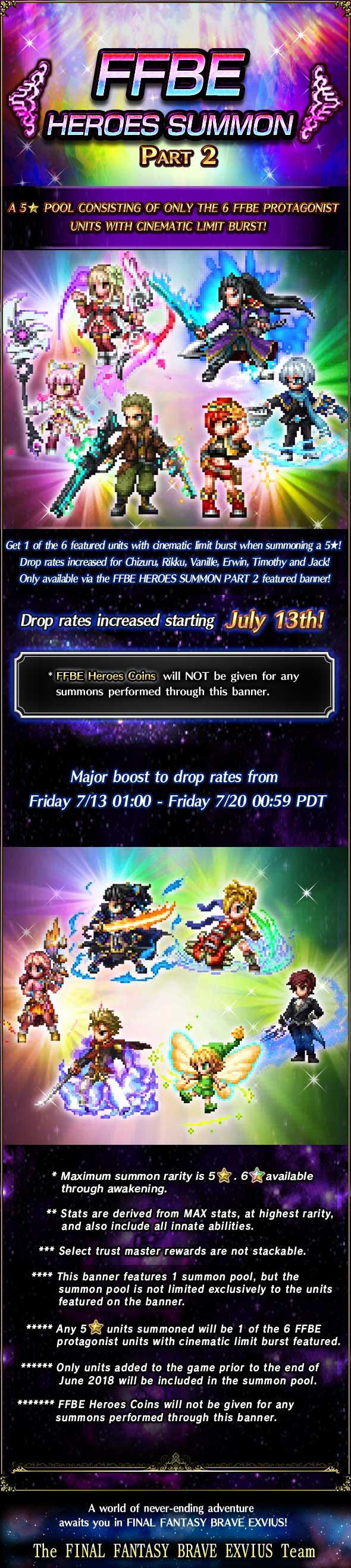 News/Archives - Final Fantasy Brave Exvius Wiki