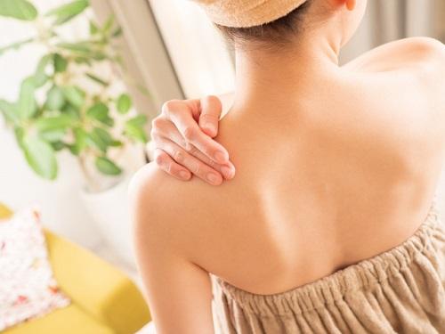 乾燥肌によるかゆみの原因と効果的なボディソープとは。