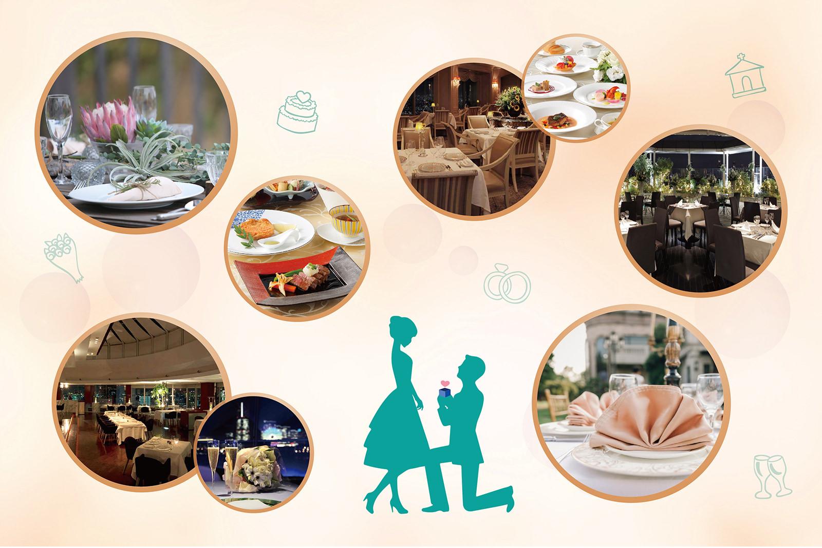 (繁體中文) 餐廳求婚