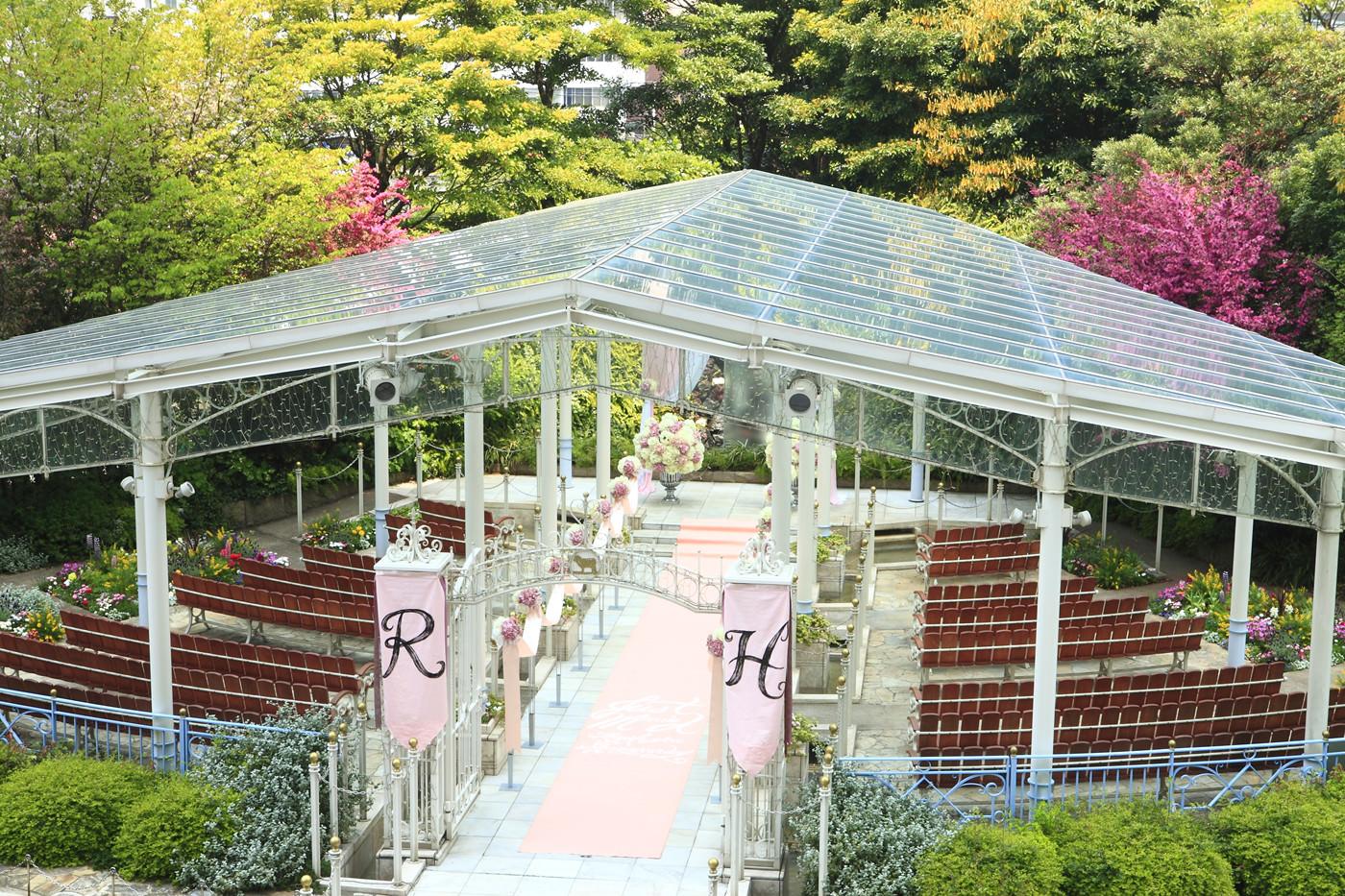 (繁體中文) 大阪 花園教堂