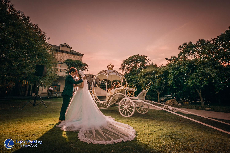 T+W婚禮紀錄