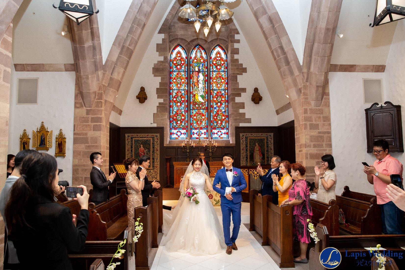 H+L 布羅克教堂婚禮紀錄