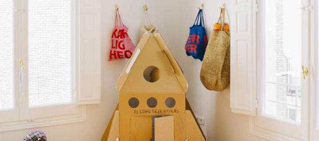 cuatro opciones preciosas para la habitación de tus hijos