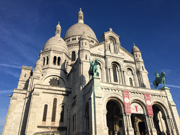 basílica del Sagrado Corazón, Paris