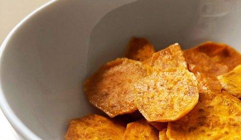 chips boniato