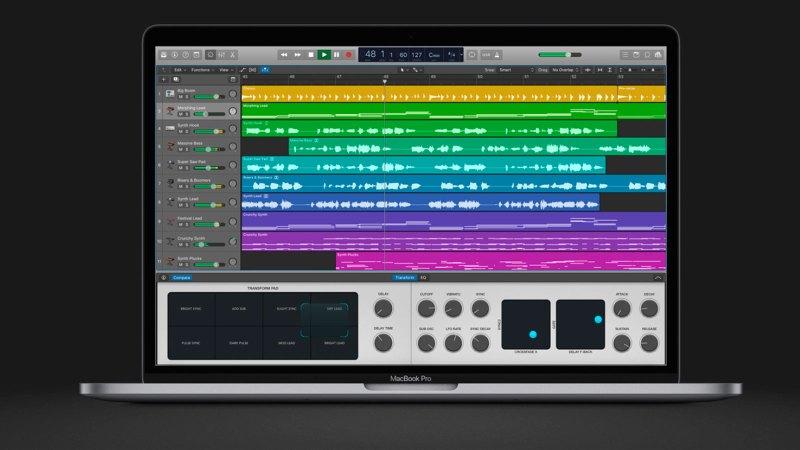 Descarga Logic Pro