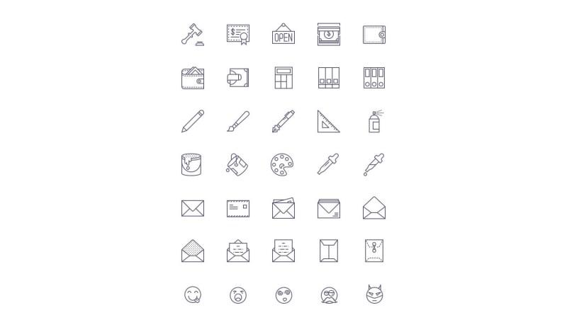 Smashicons: 300 Iconos gratis