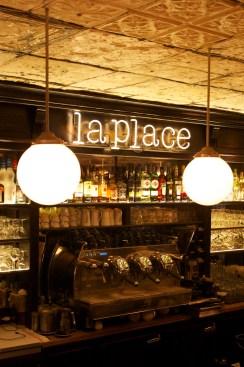 Bar, restaurant, La Place, Neuilly
