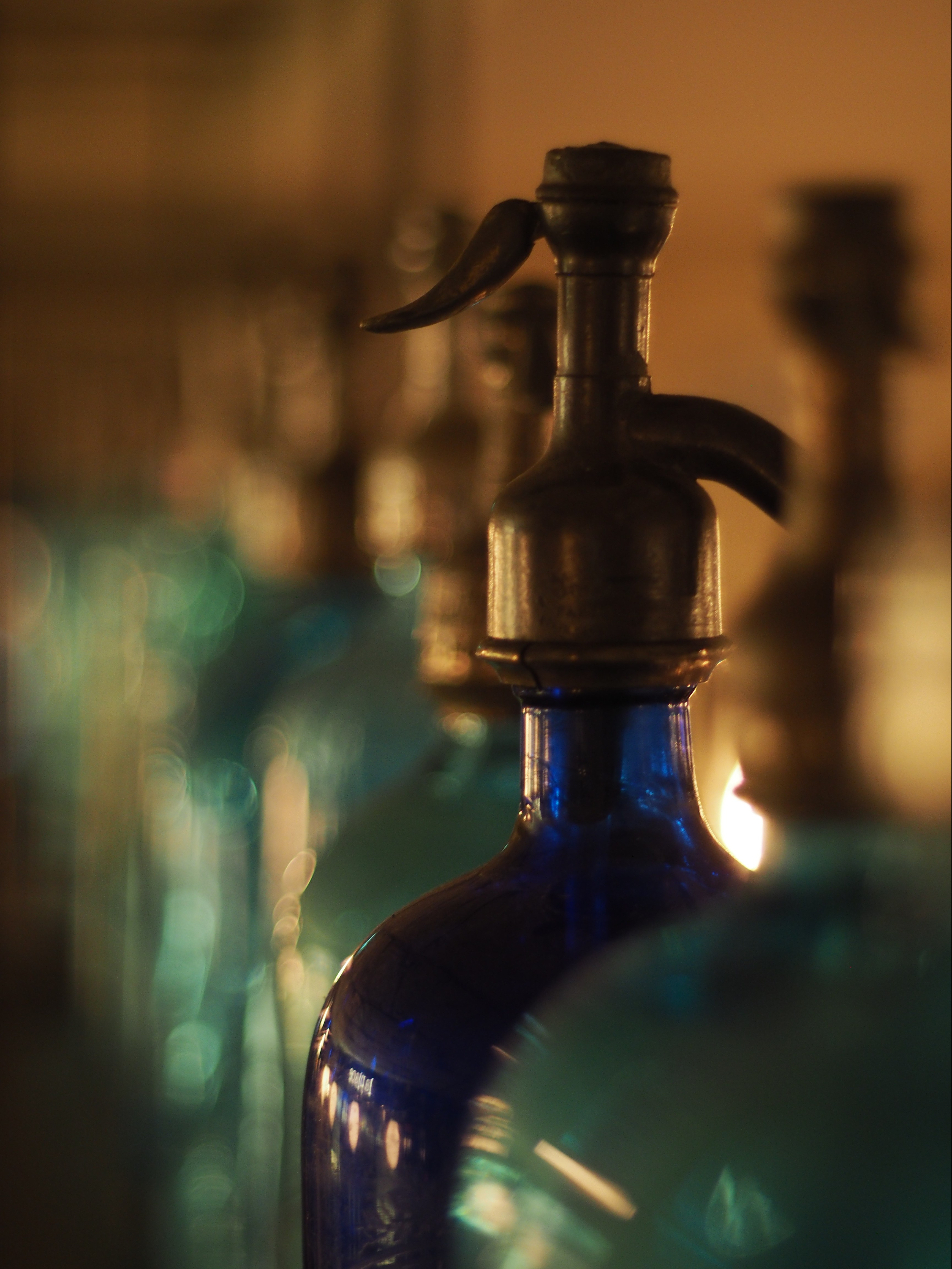 Siphons,bar, restaurant, La Place, Neuilly