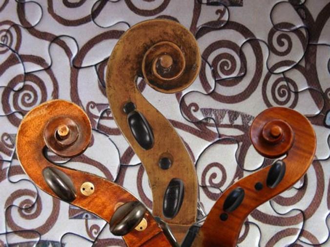 Trio Klimt
