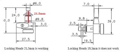 Locking Heads Graphic