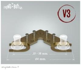 String Butler V3 Dimensions
