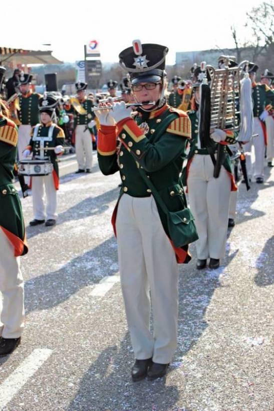 Grognards et la Garde de Freiburg