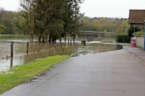 Le Chemin du Breuil à Mirecourt est fermé à la circulation
