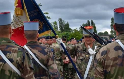 (photographie 1er régiment de tirailleurs d'Epinal)