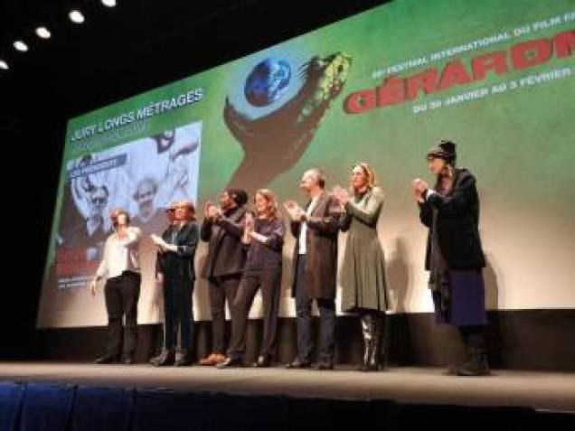 Céremonie d'ouverture du Festival 2019 du film fantastique.