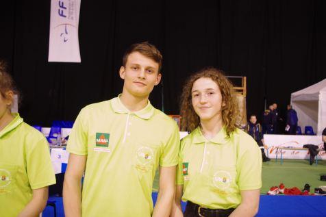Jeunes arbitres (académie de Nancy).