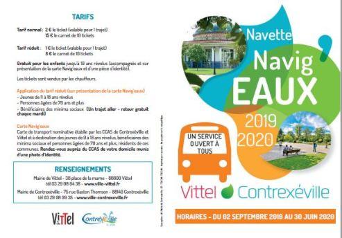 Brochure Navig'eaux