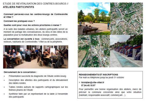 Revitalisation des centres-boourgs (2)