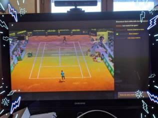 Gros succès pour la première édition du E-tennis régional.