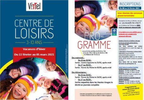 Programme 3-10 ans