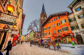 Kitzbuhel-Austria