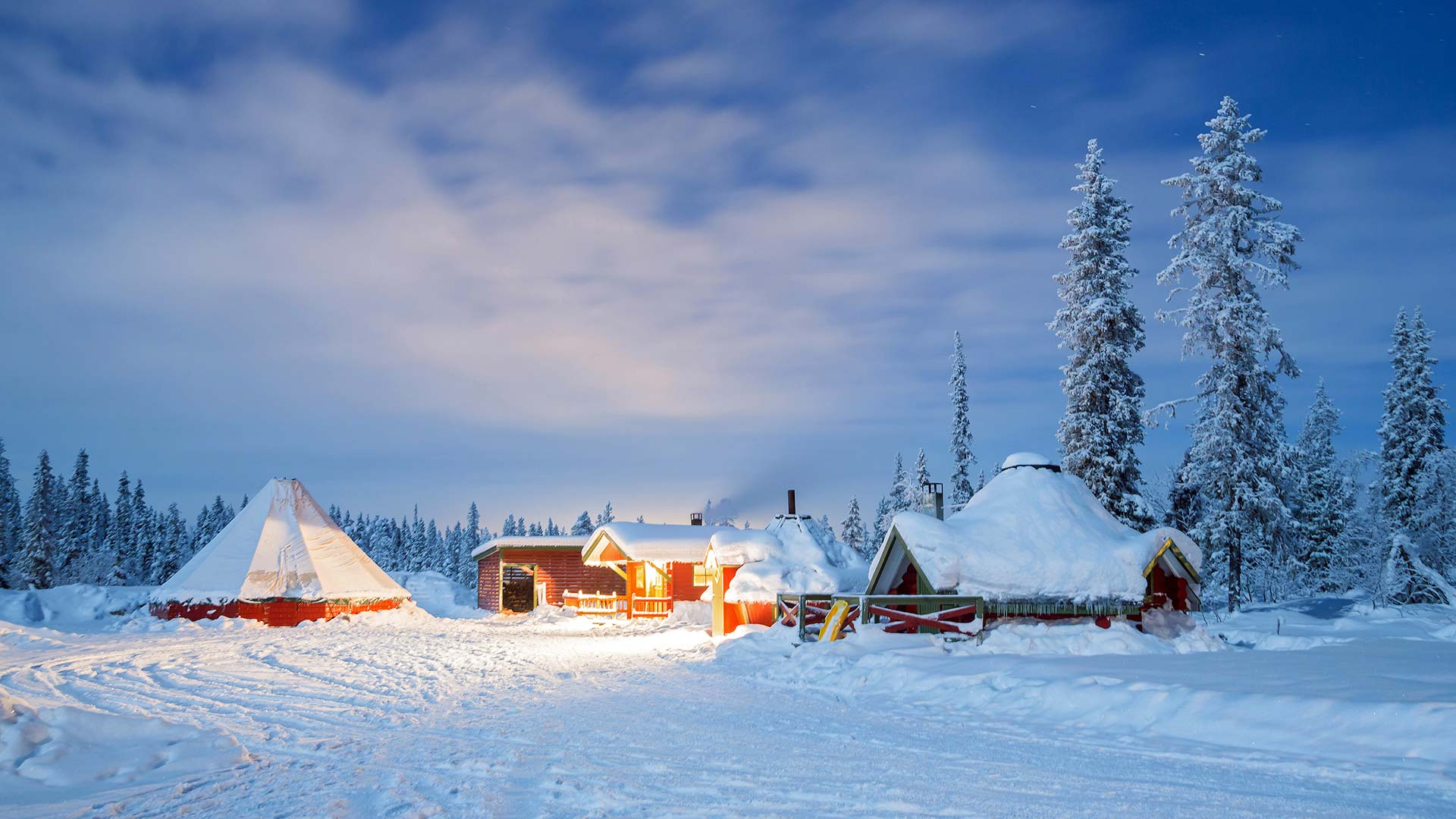 Kiruna Northern Lights Tour