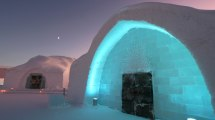 Icehotel Winter Adventure - 4 Days 3 Nights Nordic Visitor