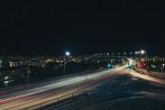 Tromsø at night