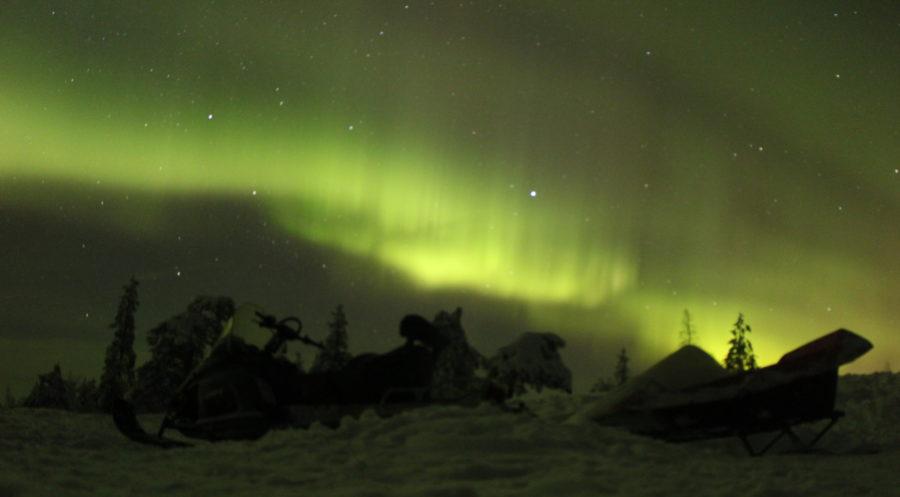 Rovaniemi Northern Lights Forecast