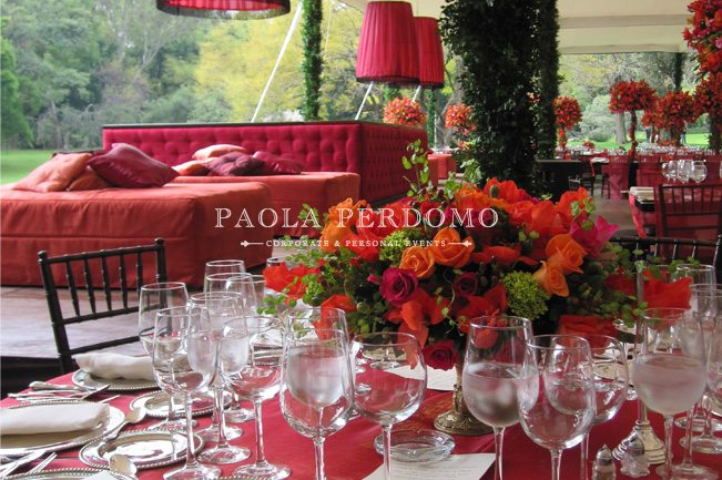 PAOLA PERDOMO Corporate and Personal Events