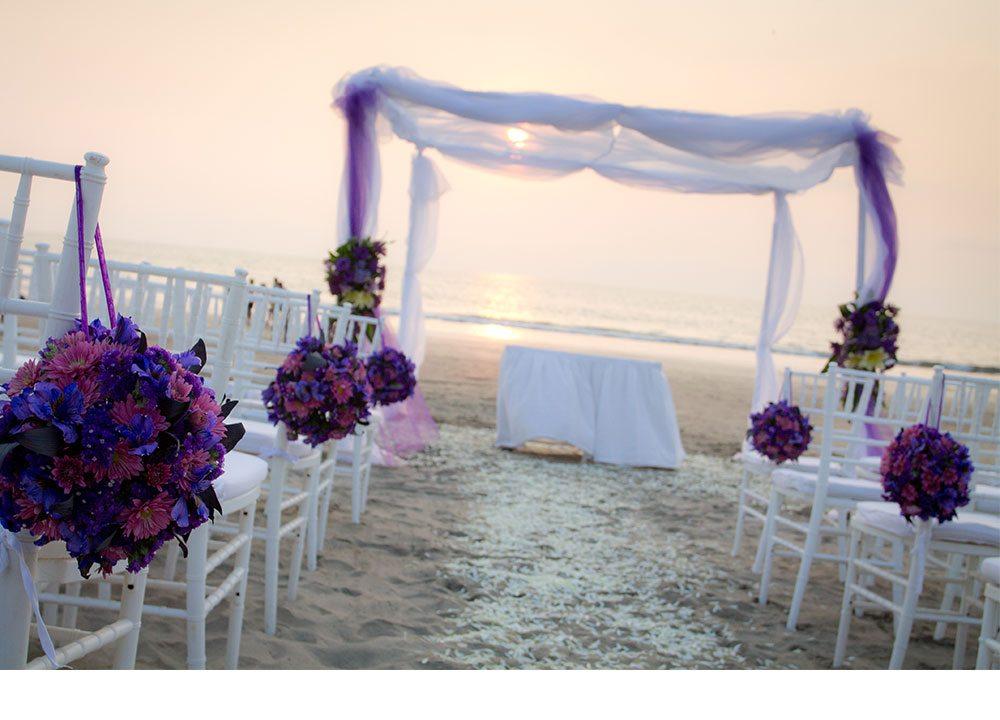 Occidental Grand Nuevo Vallarta, hotel para celebrar tu boda
